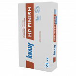 Шпаклевка Knauf HP Finish финишная, 25 кг